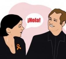 Como você pode aprender espanhol com nativos?