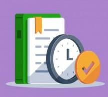 12 dicas primordiais para pessoas que tem pouco tempo para estudar