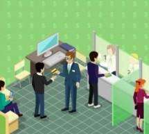 Como você pode conseguir um emprego no banco?