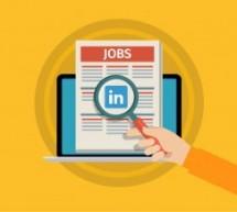 Como você pode procurar emprego no Linkedin?