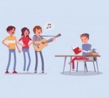 Como estudar com barulho e de forma eficiente
