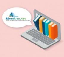 Rioeduca libera cadernos pedagógicos de alfabetização e produção textual