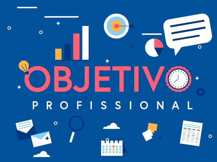 Como colocar objetivo profissional no currículo