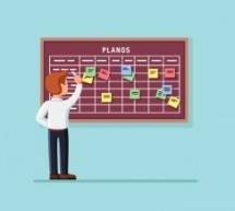 Como organizar e planejar seu tempo para render mais nos estudos?