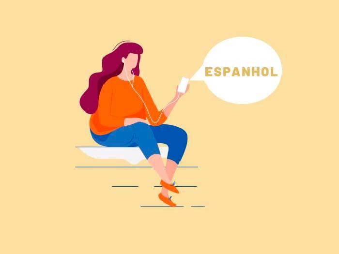 aprender espanhol com musica