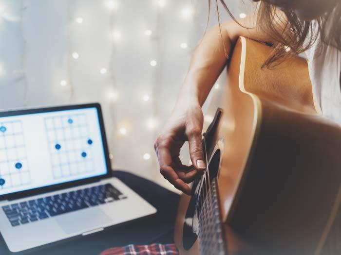 Aprender a tocar música