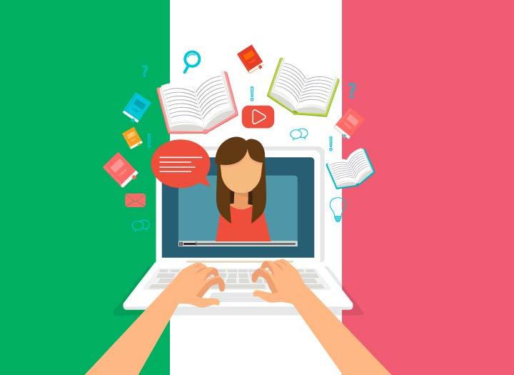 aprender italiano com nativos