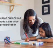 Ensino domiciliar: tudo o que você precisa saber