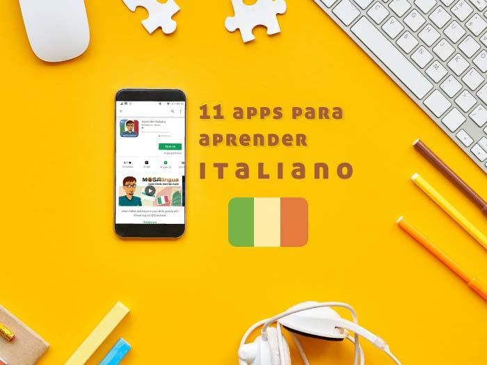 aplicativos gratuitos para aprender italiano