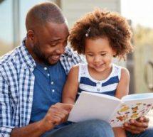 Leia com seu filho nas férias