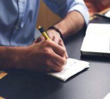 SESI oferece curso gratuito online de redação administrativa