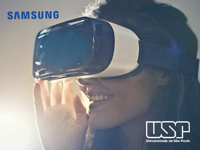 Curso de tecnologia USP e Samsung