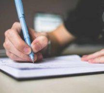 Título da redação: 10 dicas para mandar bem no vestibular
