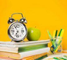 Como gerenciar o tempo para estudar para concurso público?