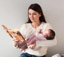 7 dicas para ler para bebês