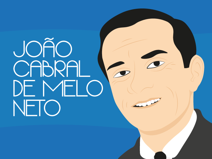 100 anos de João Cabral de Melo Neto