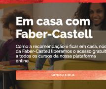 Faber-Castell Oferece 18 Cursos Online Gratuitos com Certificado
