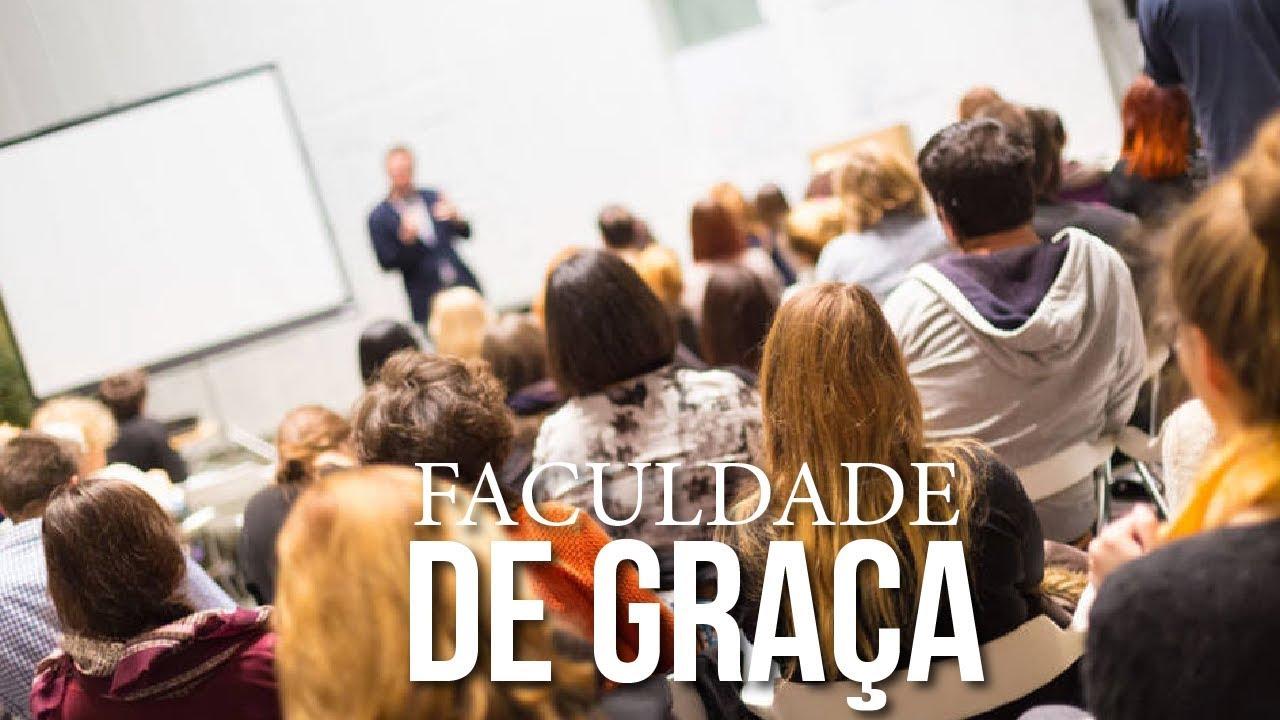Faculdade de Graça: Federal abre 750 vagas para cursos de ...