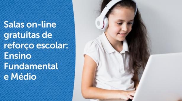 Fundação Roberto Marinho lança Portal Gratuito de Reforço Escolar para Ensino Fundamental e Ensino Médio