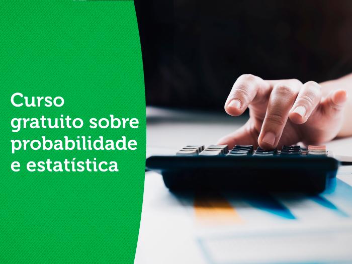 Curso on-line gratuito de probabilidade e estatística