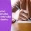 Curso on-line gratuito de revisão de texto