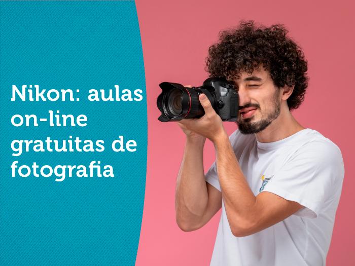 Nikon Oferece Aulas On Line Gratuitas De Fotografia