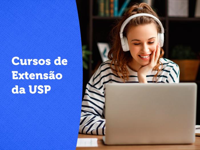Cursos de extensão on-line gratuitos da FFLCH/USP