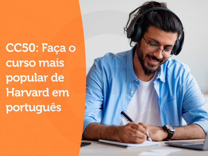 CC50: Curso mais popular de Harvard em português