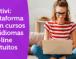 Kultivi: 6 cursos de idiomas on-line gratuitos com certificado