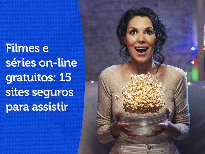 Filmes e séries on-line gratuitos: 15 sites seguros